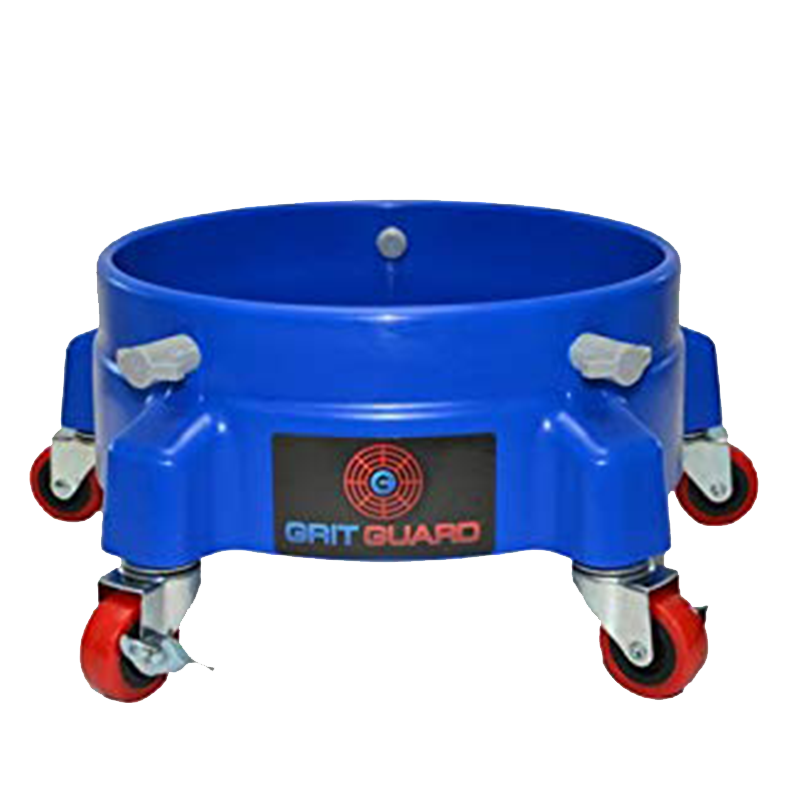 Grit Guard© 5 wheel bucket dolly