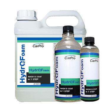 HydroFoam : Wash and Coat Hydro2 Snow Foam