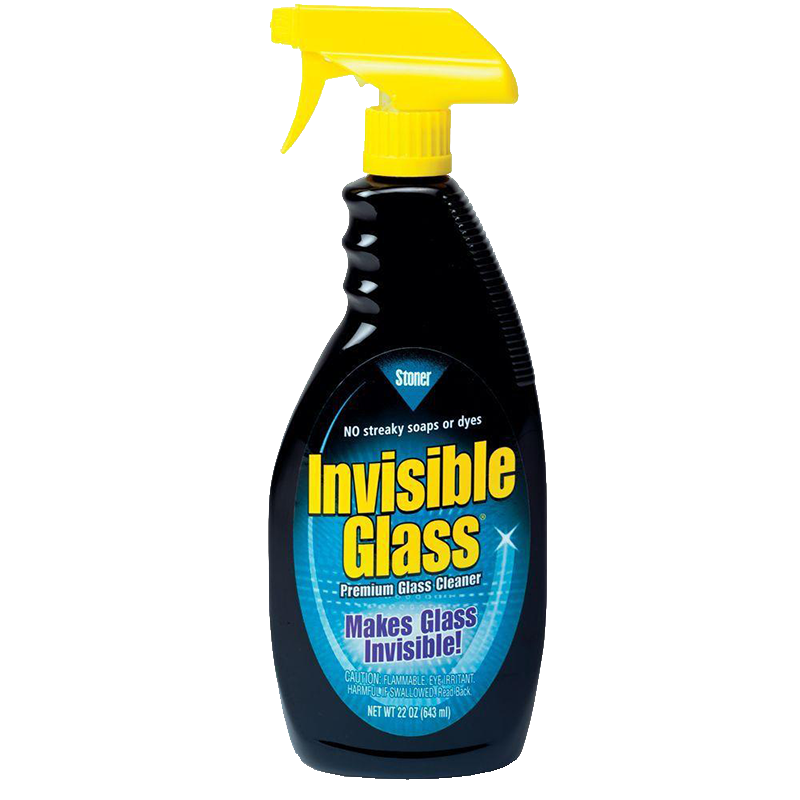Stoner Invisible Glass cleaner spray (22oz)