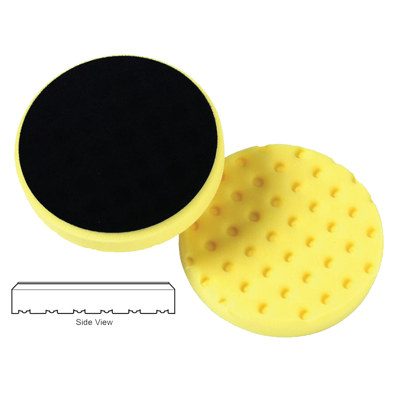 Lake Country CCS Yellow Cutting Pads