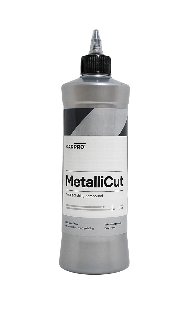 CarPro Metallicut - Intensive Metal Polish 500ml