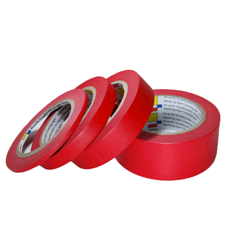 CarPro Red Low Tack Masking Tape