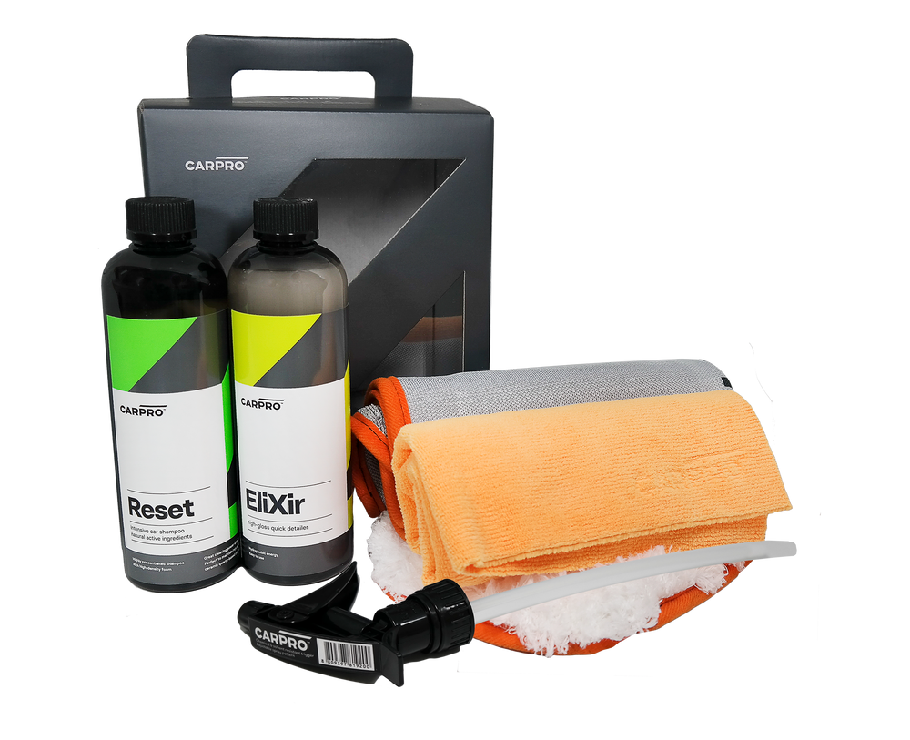 CarPro Wash Box - Maintenance starter kit