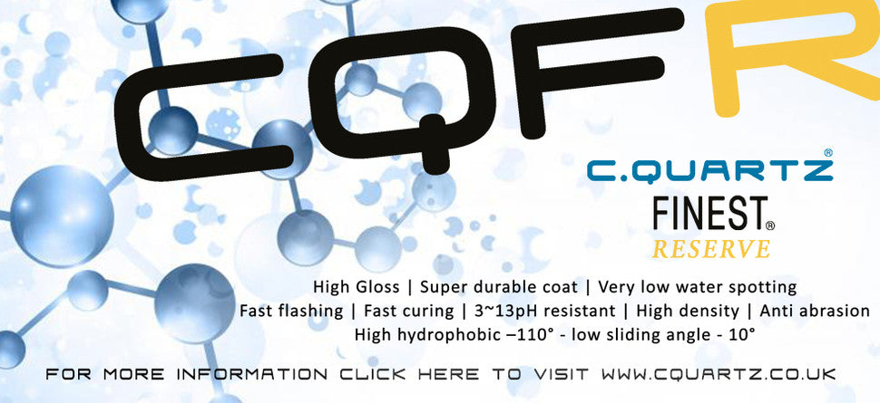 CarPro Approved Detail Centres, Cquartz Finest