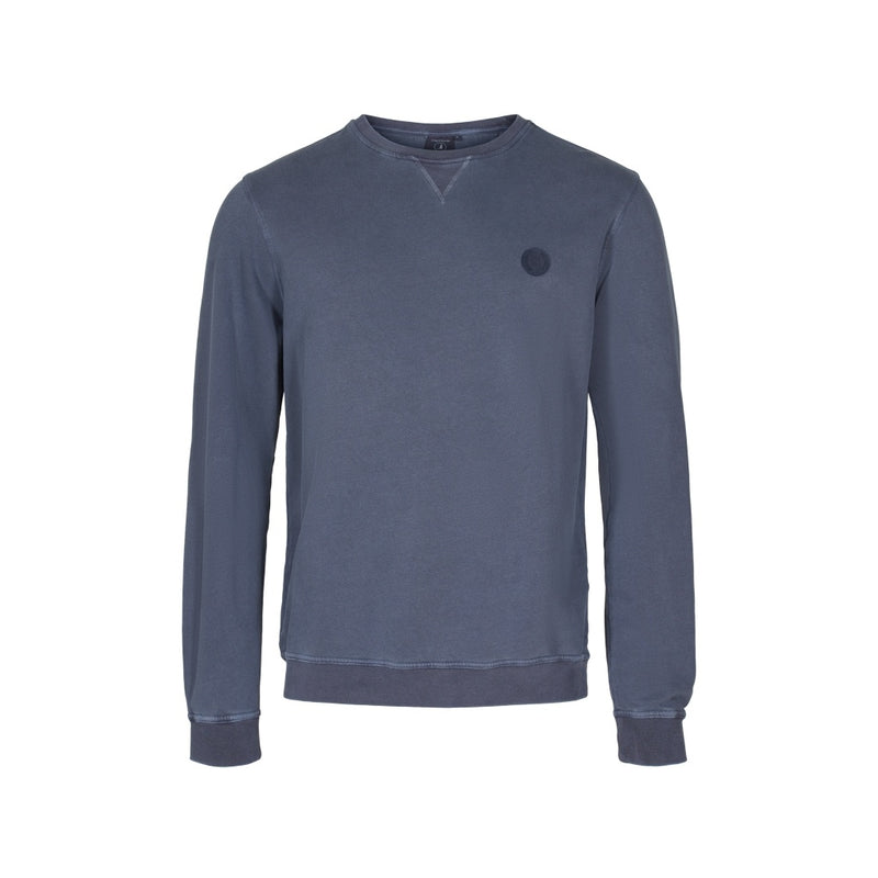 Astor Langærmet Sweater - Navy