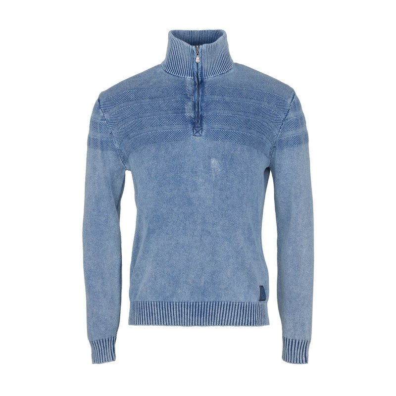 Sea Ranch Dalton Blue Indigo 4009 Sky Wash