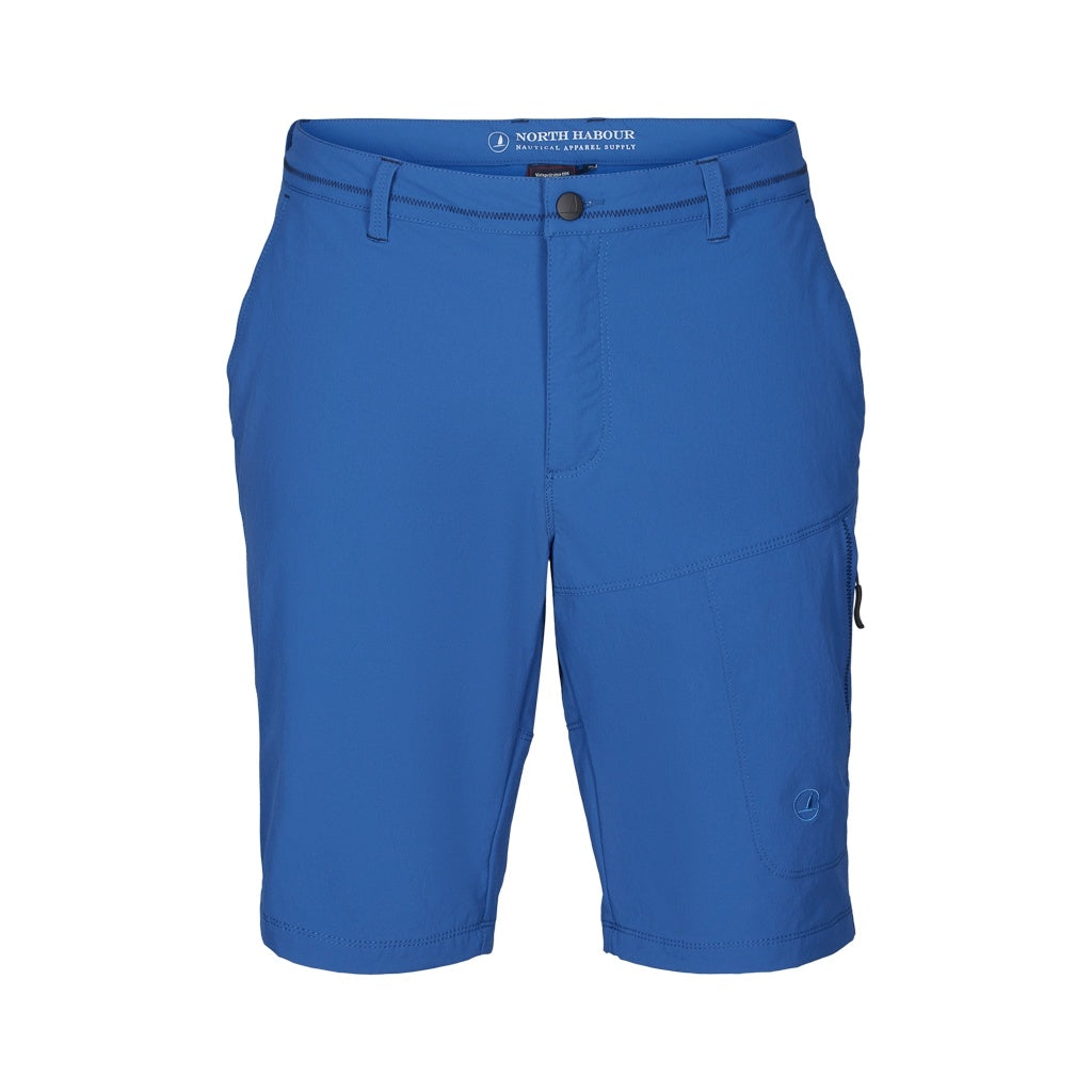 Sea Ranch Aps - Key West Gilmore Shorts 4014 Azure Blue