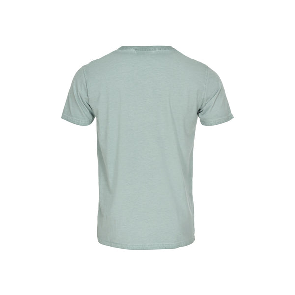 Jim Organic cotton tee - Blå