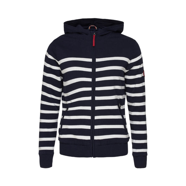 Dorthe Funktionel Windbreaker - Dark Navy/Pearl