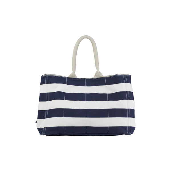 Beach Bag shopper - Ecru/SR Navy