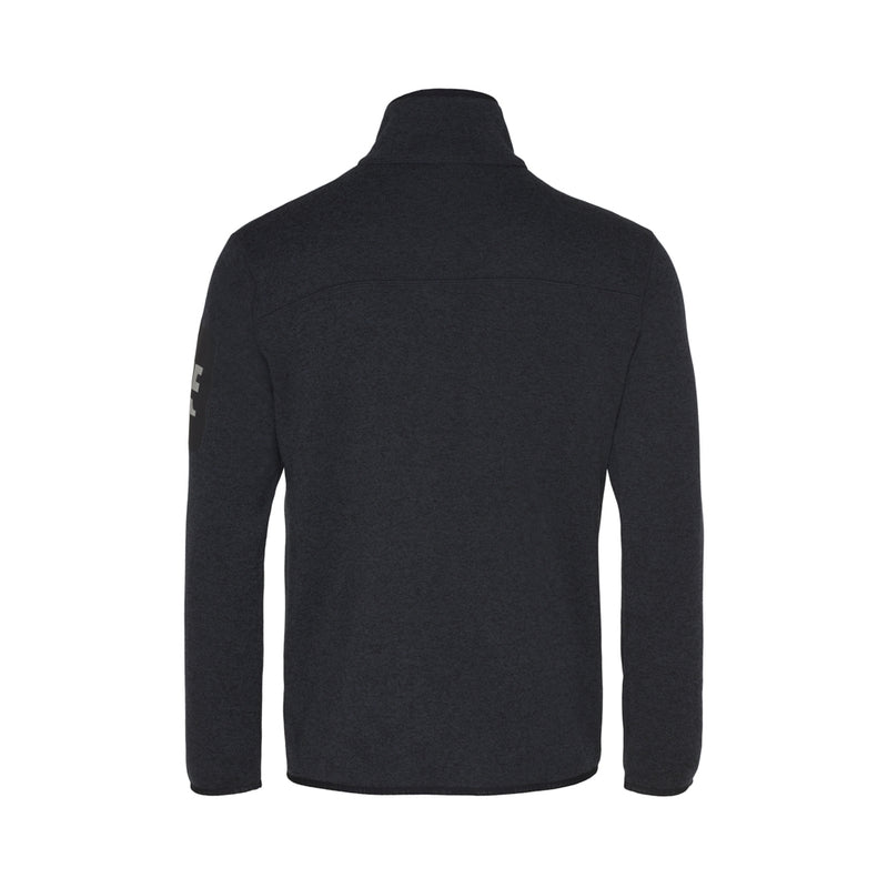 Sidney Fleece Jakke - Mørk Navy