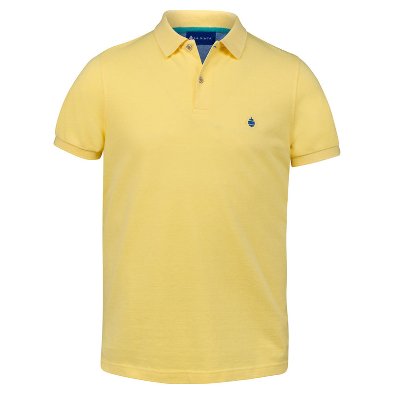 Polo Liso (Amarillo)