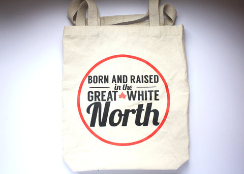 Great White North Tote