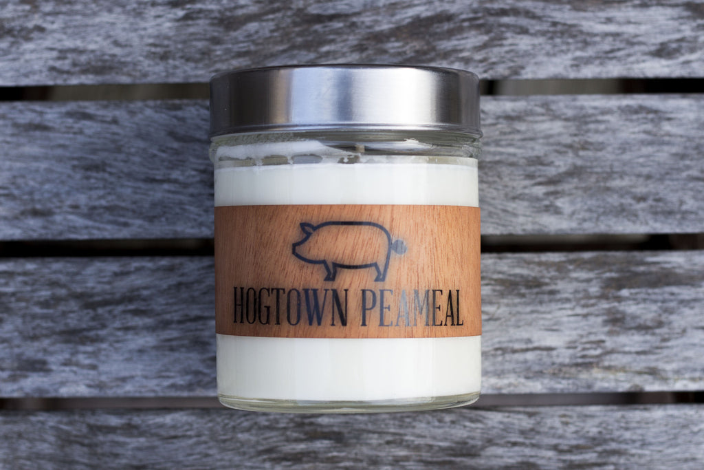 Hogtown Peameal Scented Soy Candle