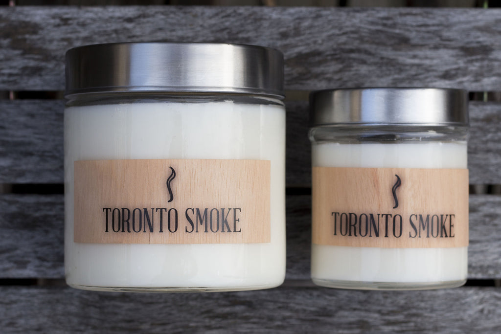The Big Bear - Toronto Smoke Scented Soy Candle