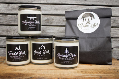 Jasper Park - Parks of Canada Scented Soy Candle