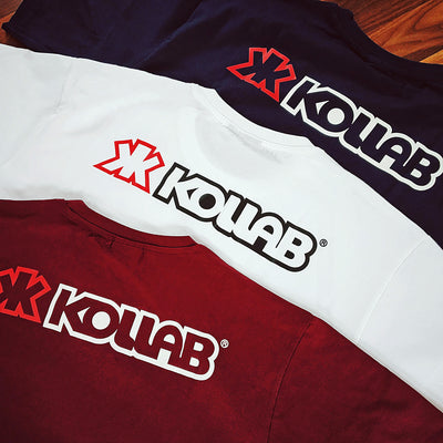 Kollab® Basic Oversized Tee - Pack of 3