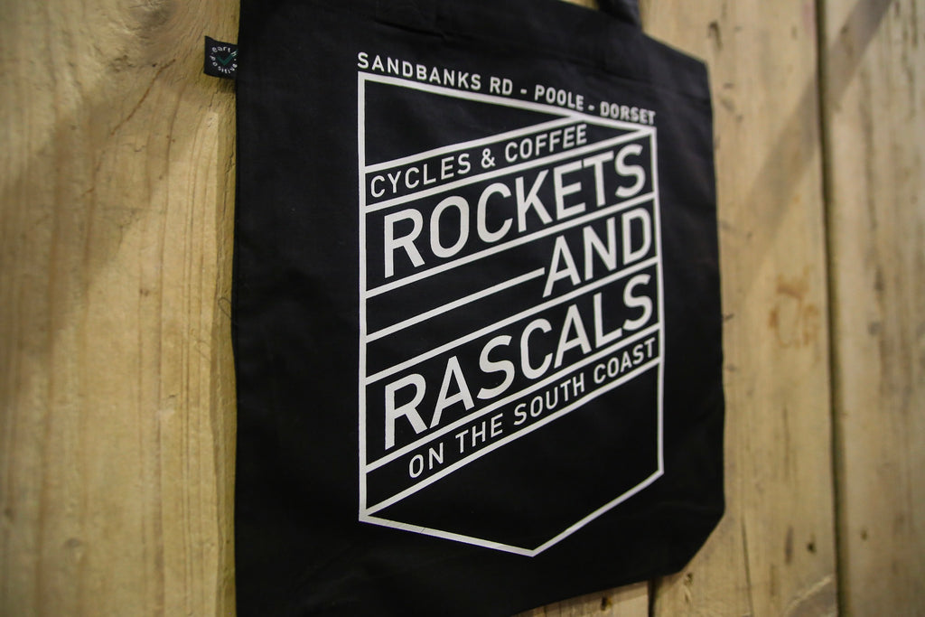 Rockets Earth Positive Tote Bag