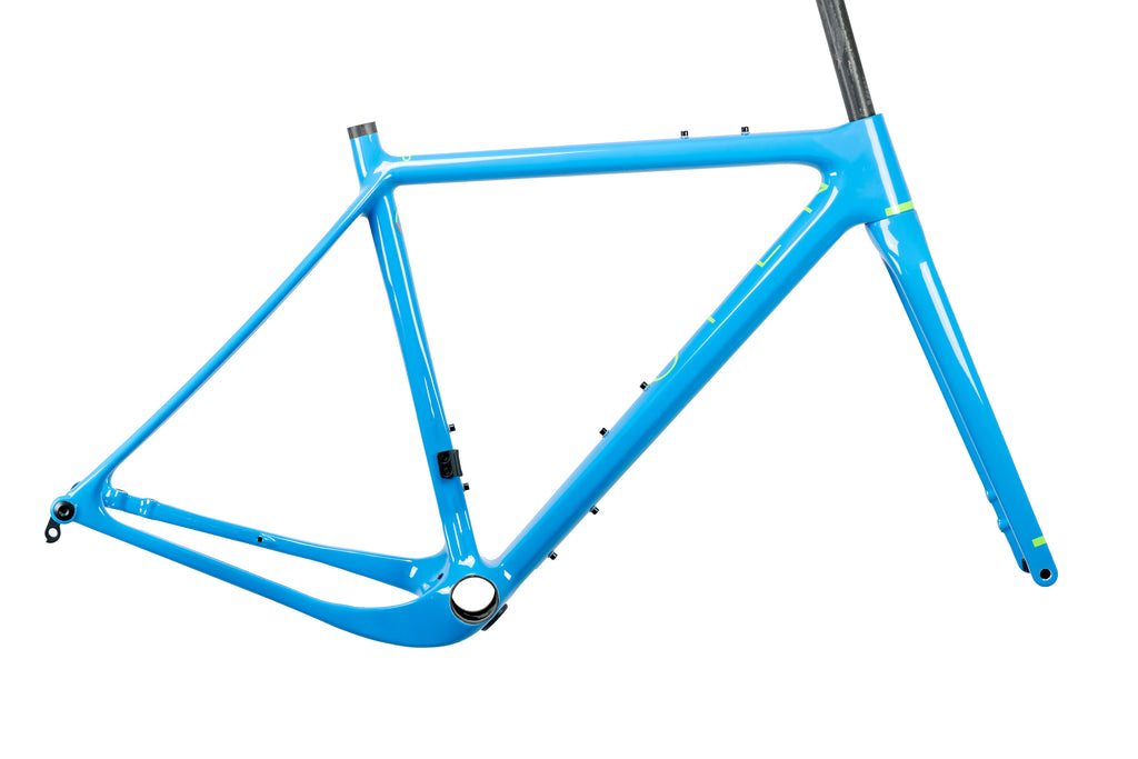OPEN U.P. Gravel Plus  Frameset
