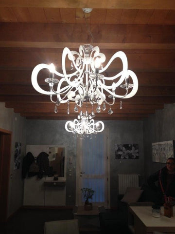 [BELLART the different light murano chandeliers] - venetianlightshop.it