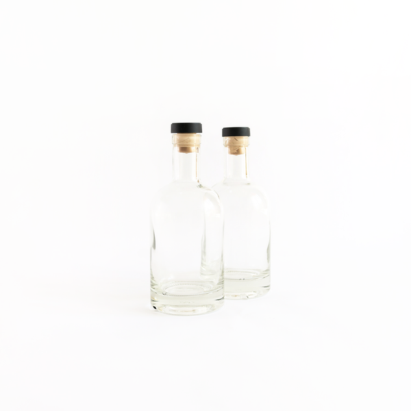 Spirits Bottles - 375ml (2-Pack)