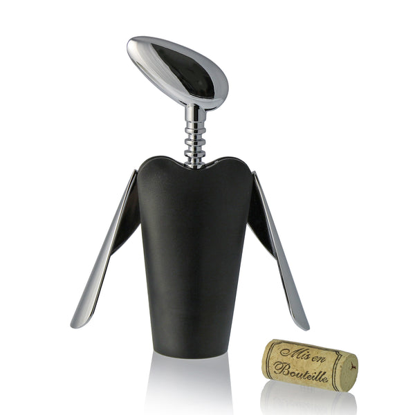 wings corkscrew black