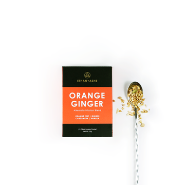 orange ginger infusion blend