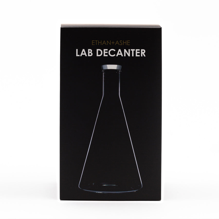 lab decanter - package