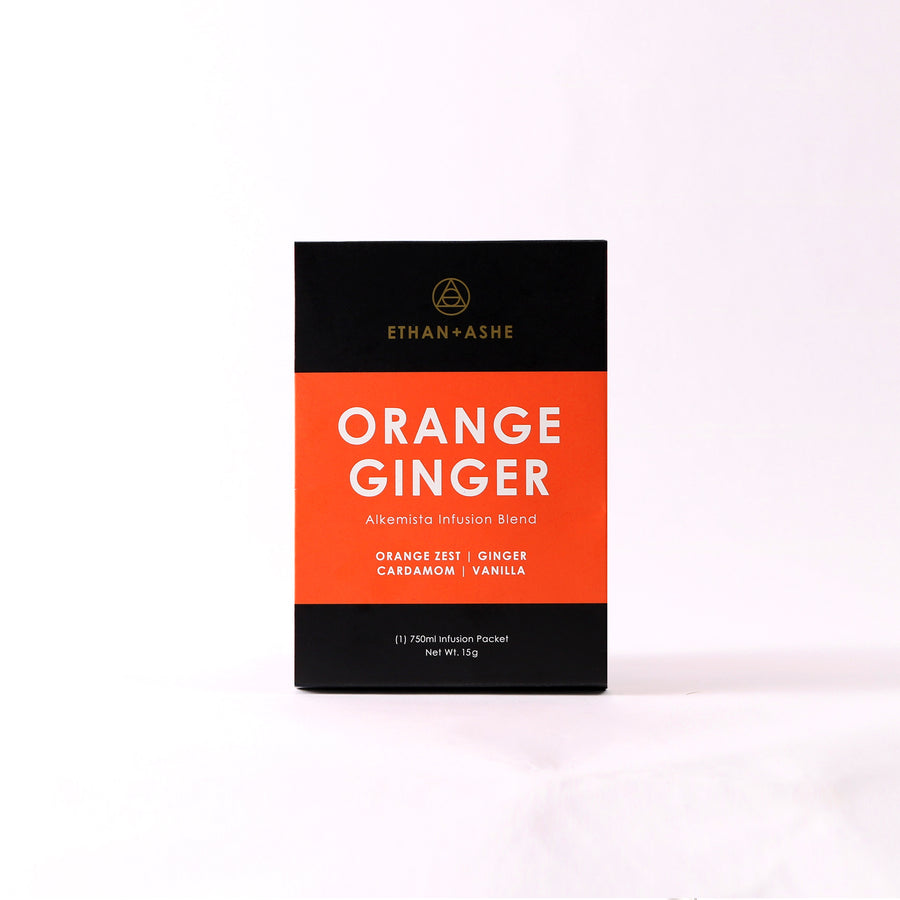 Alkemista Infusion - Orange Ginger