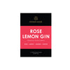 alkemista rose lemon infusion blend