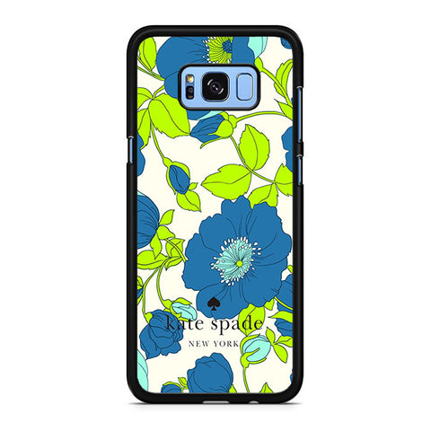 half off e48ef 61937 Kate Spade Patterns Flower Samsung Galaxy S8 | S8 Plus Case