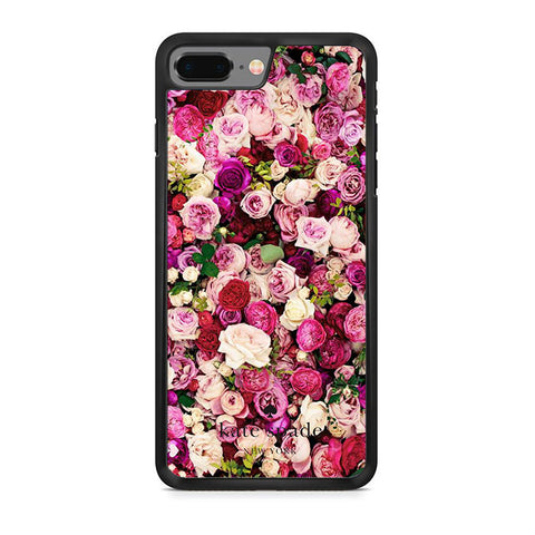 huge selection of 8f212 8f5ab Kate Spade Roses iPhone 8 Plus Case