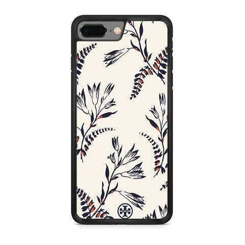 the latest 77c20 f2eab Tory Burch Floral Pattern iPhone 8 Plus Case