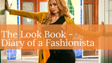 The Look Book - Diary of a Fashionista