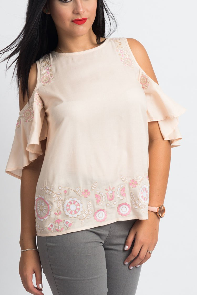 Embroidered Top | 290