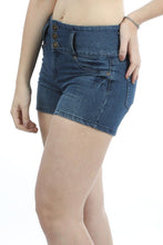 High Waist Denim Shorts | 2615s
