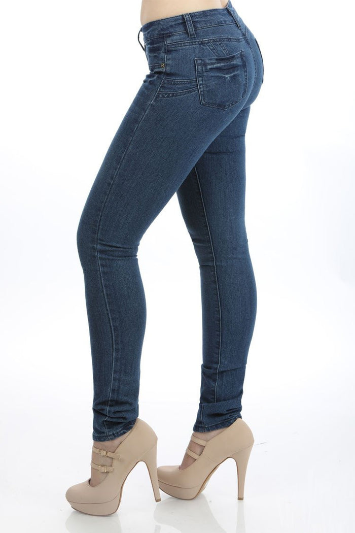 Mid Rise Jean | 2614