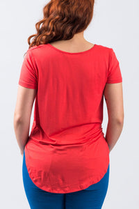 The Vision Short Sleeve Top | 1035