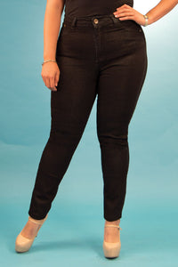 High Rise Butt Lift Jeans| 2639 X