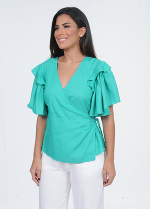 Green Top | H-207