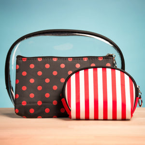 3 Piece Cosmetic Bag Set | 5008