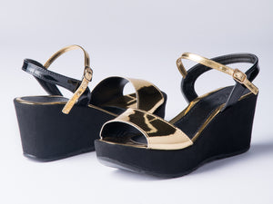 Alicia | Z2156 - 13819D (Black-Gold)