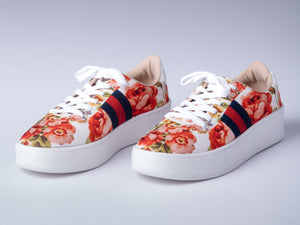 Weekend Sneaker | Z2275 - 14607 (Floral)