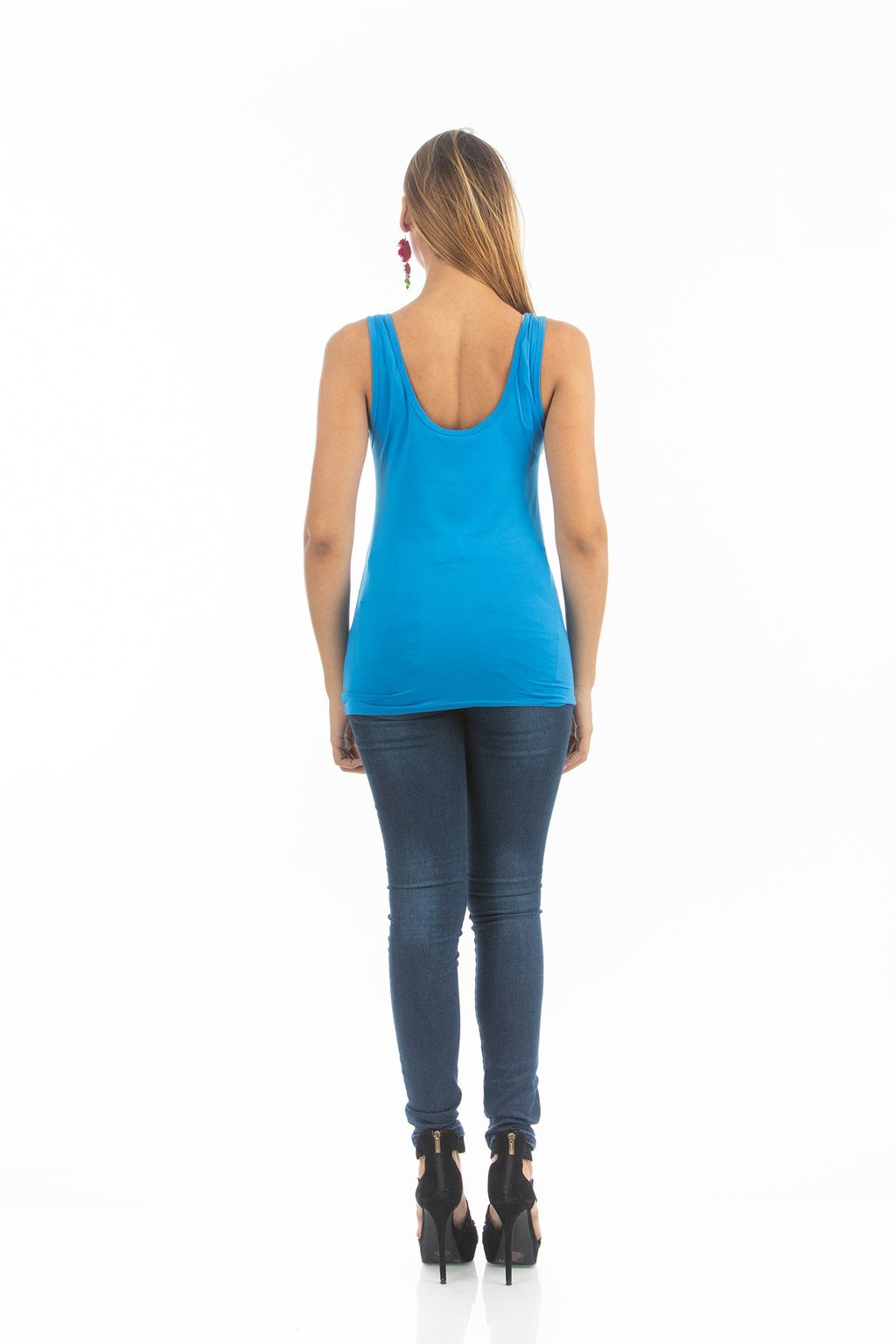 Brilliant Blue Top | NR-313