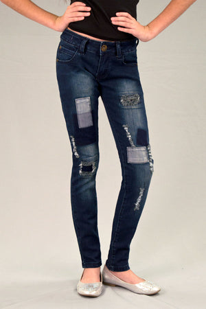 Girls Jeans | 2568G - Hectik  - 1