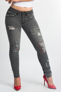 Mid Rise Jeans | NR 2620