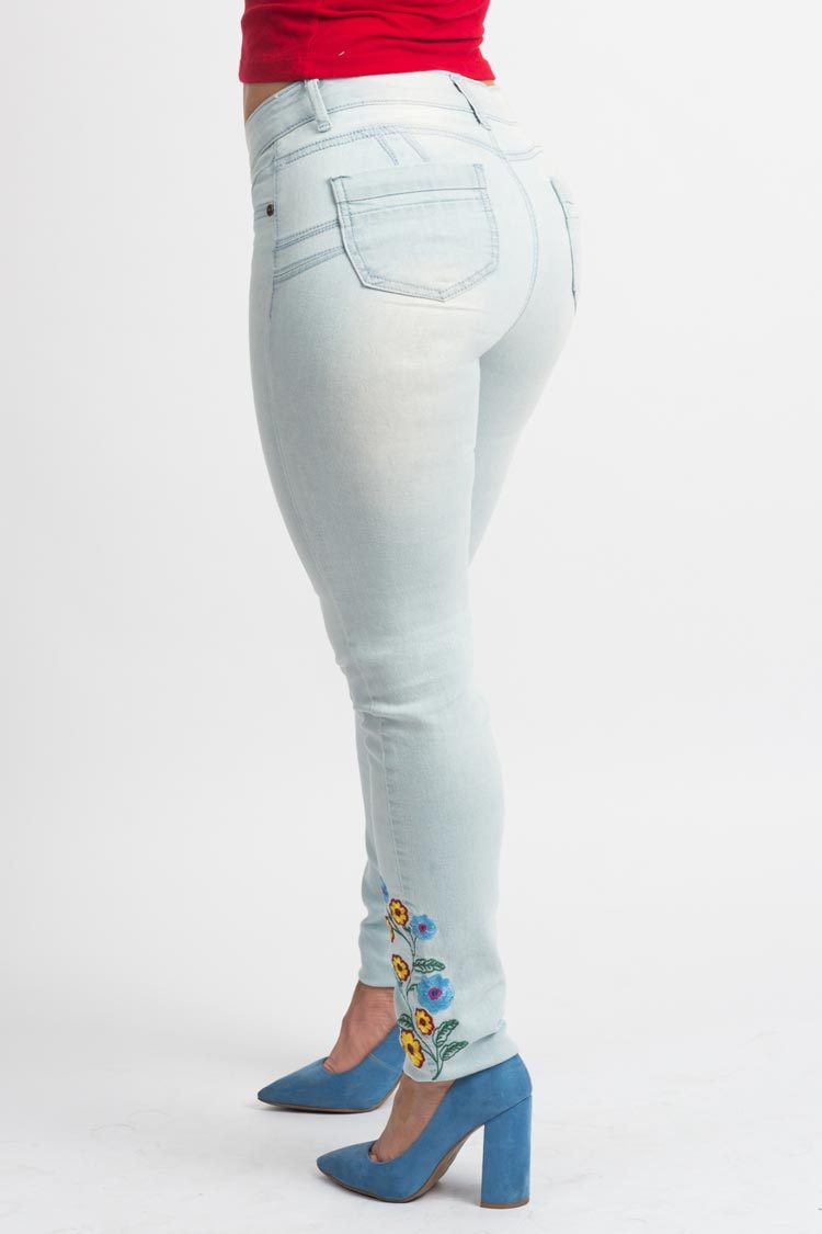 Mid Rise Jeans | NR 2621