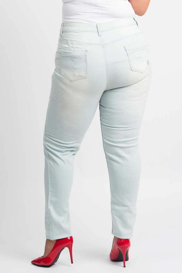 Mid Rise Jeans | NR 2628 X