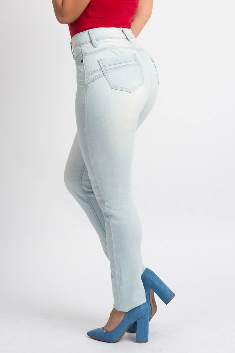 High Rise Skinny Jeans | NR 2628