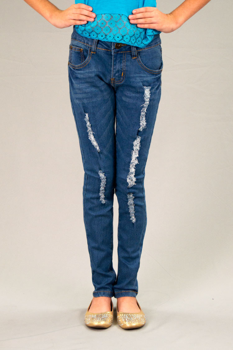 Girls Jeans | 60410G - Hectik  - 1